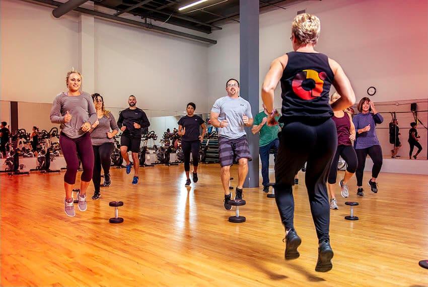 Group Training Exercise Chatham
